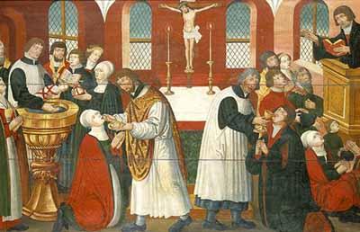 From the Gregorian Sacramentary to the Novus Ordo Missae