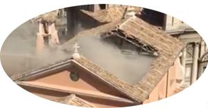 techo derrumbado