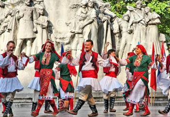 Bulgarian dances