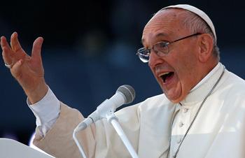 Papa Francisco sobre la convivencia