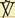 Versicle symbol